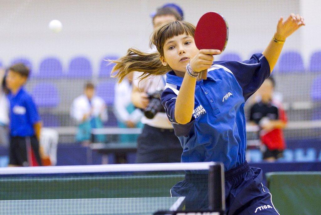 Настольный теннис - Центр спортивной подготовки Республики Татарстан