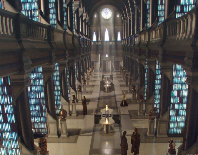 Спасение библиотеки