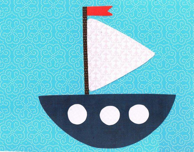 компании открытка с изображением кораблика позволяют размеры