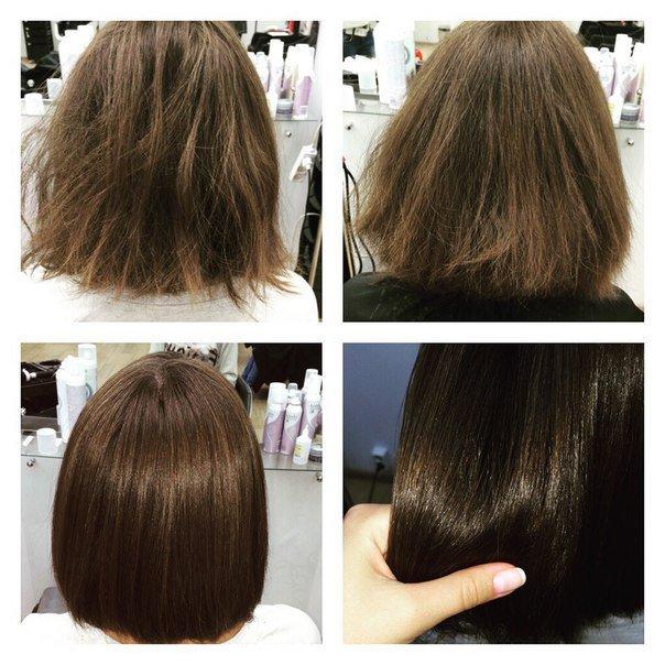 кератин для волос что это такое